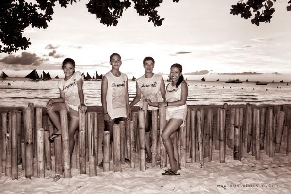 Shot in Boracay Island, Aklan, Philippines.