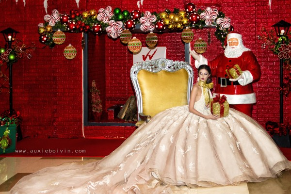 Waterfront Hotel Christmas ads