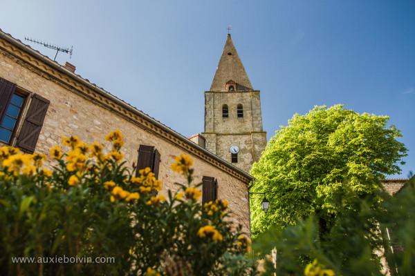 Puycelsi église