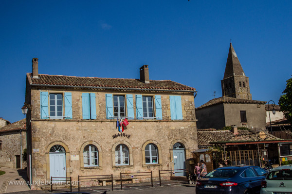 Puycelsi Mairie