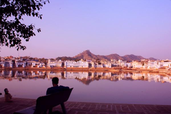 12-24 - Pushkar - Lac view2 - IMG_8739