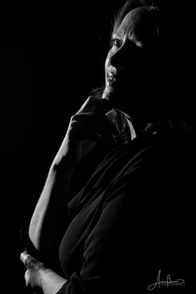 Portrait clair obscur 3