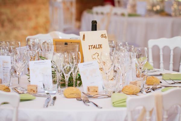 details de table